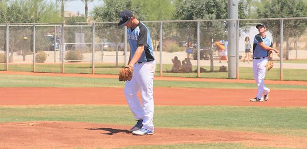 Blue Wave 17U @ USA Baseball Championships 2014