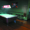 A view of the game room to the right of the bar. ENTINEL & ENTERPRISE/ JOHN LOVE