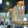 They have eight Wachusett beers on tap at the bar. SENTINEL & ENTERPRISE/ JOHN LOVE
