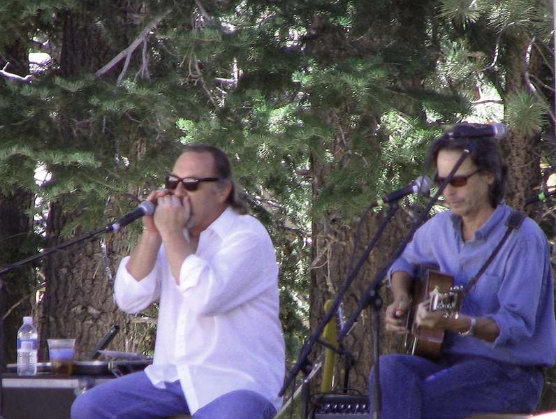 Tom Bell & Kenny Sultan