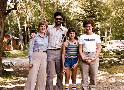 Visiting Em @ Camp Thunderbird 1978??
