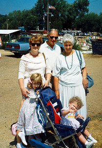 At the Afton Marina