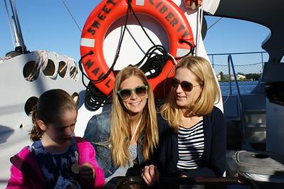 Boat ride in Naples - Nov 2, 2014