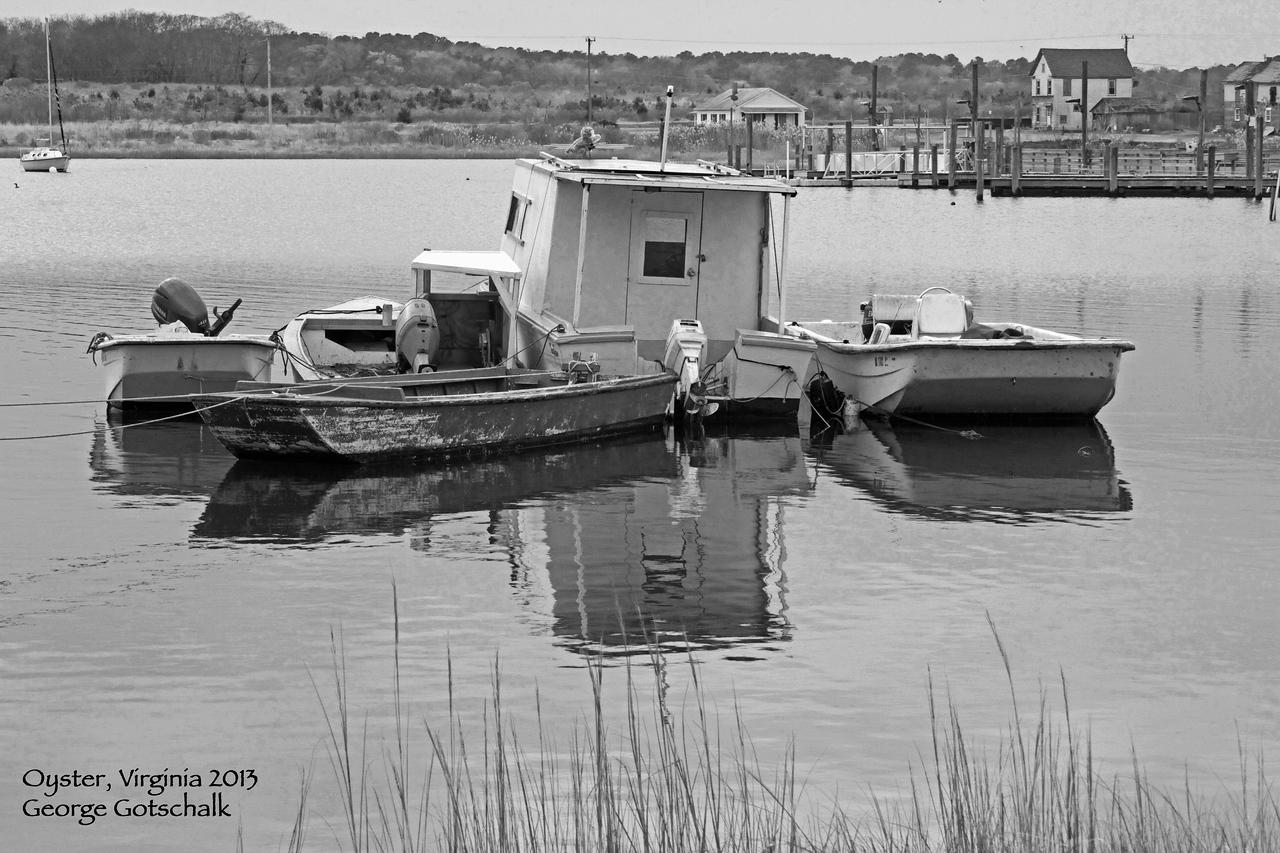 Oyster Virginia transportation