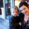 Amy Gershoni & son