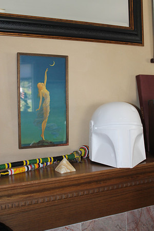 Boba Fett Helmet Project for Make a Wish