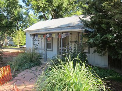 My house in Longmont, CO, 2012
