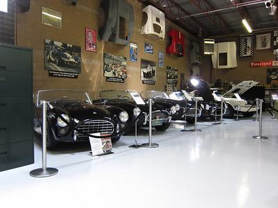 Shelby Cobra Museum, Boulder, CO.