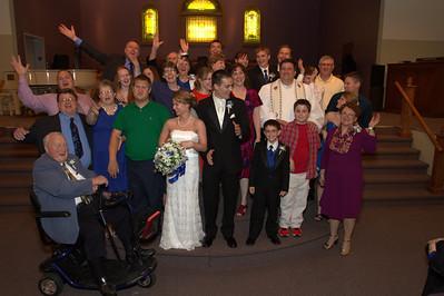 Bob's Photos @ Ryan & Andrea's Wedding