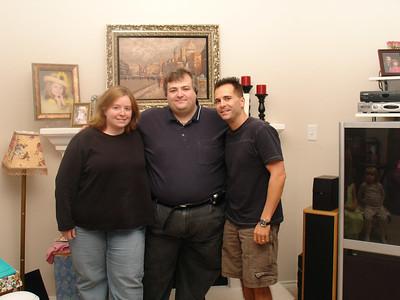 Bob's Visit - Sept 23 - 2006