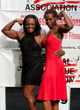 Body Building Contest, Riverside HS, Durham, NC 8-8-09