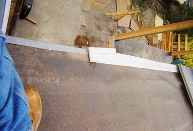 Bogus Roof Installation