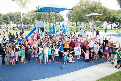 Bolivar Park Playground Grand Opening - October 15, 2016