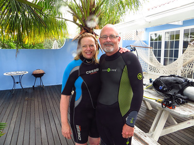 For Lisa and I, this was our 5th trip to Bonaire.  Still enjoy the diving here after all the years.