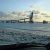 Salt pier