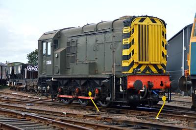 Class 08 D3558 (08443)  18/07/15.