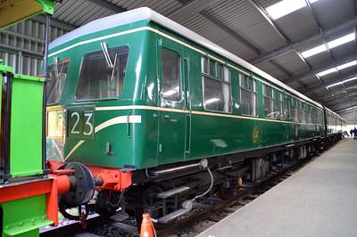 Class 126 DMU Sc51043  18/07/15.