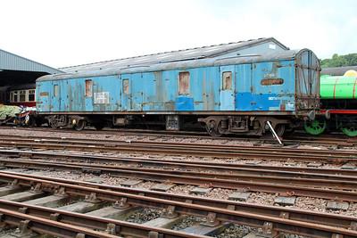 GUV 96140 at Bo'ness Railway 22/06/13.
