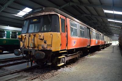 Class 303 303032  18/07/15.