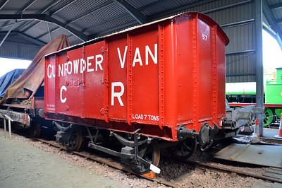No57 7t Gunpowder Van  18/07/15.