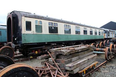 BR MK1 99825 at Bo'ness Railway 22/06/13.