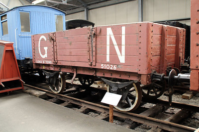 51026 GNR 8t 4 Plank Open  22/06/13.