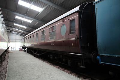 LMS CK 24725 at Bo'ness Railway 22/06/13.