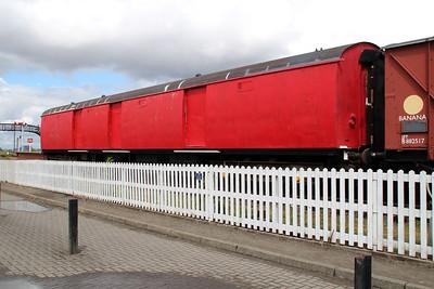 BR 80437 at Bo'ness Railway 22/06/13.