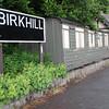 NBR uid Coach Body at Birkhill Station, Bo'ness Railway 22/06/13.