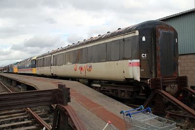 FK ex BR Barrier Vehicle 6339, Bo'ness Railway 22/06/13.