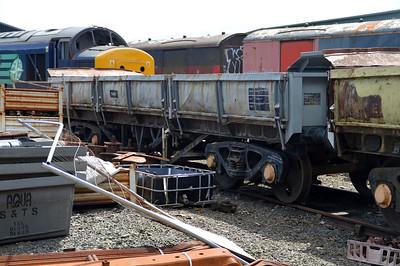 DB978426 34t Bogie Ballast Turbot  18/07/15.