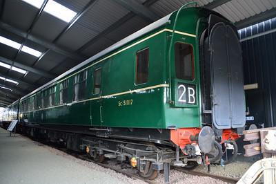 Class 126 DMU Sc51017  18/07/15.