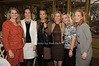 Bonnie Comley, Judith Quincy ,Tory Burch, Kathy Ferguson, Lauren Pizza, Shari Adler <br /> photo by Rob Rich © 2009 robwayne1@aol.com 516-676-3939