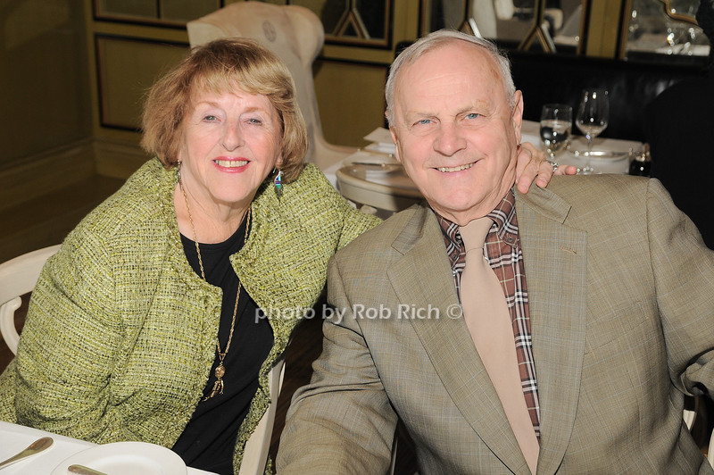Virginia Comley, Jim Comley<br /> photo by Rob Rich © 2009 robwayne1@aol.com 516-676-3939