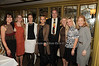 Bonnie Comley, Judith Quincy ,Tory Burch, Stewart Lane,  Kathy Ferguson, Lauren Pizza, Shari Adler <br /> photo by Rob Rich © 2009 robwayne1@aol.com 516-676-3939
