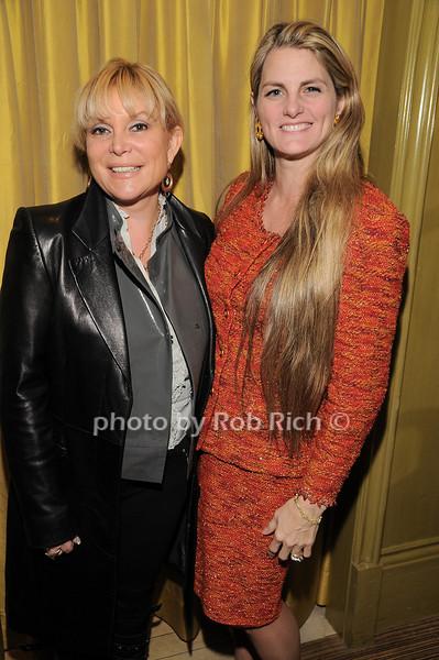 Wendy Federman, Bonnie Comley<br /> photo by Rob Rich © 2009 robwayne1@aol.com 516-676-3939