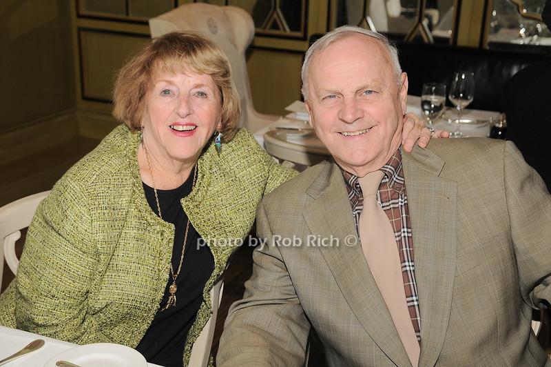 Virginia Comley, Jim Comley<br /> photo by Rob Rich © 2009 robwayne1@aol.com 516-676-3939