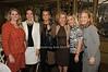 Bonnie Comley, Judith Quincy ,Tory Burch, Kathy Ferguson, Lauren Pizza, Shari Adler <br /> photo by Rob Rich © 2009 robwayne1@aol.com 516-676-3939