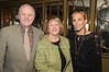 Jim Comley, Virginia Comley, Tory Burch<br /> photo by Rob Rich © 2009 robwayne1@aol.com 516-676-3939