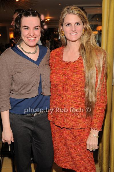Emileena Pedigo, Bonnie Comley<br /> photo by Rob Rich © 2009 robwayne1@aol.com 516-676-3939
