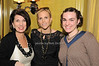 Pamela Fiore, Tory Burch, Emileena Pedigo<br /> photo by Rob Rich © 2009 robwayne1@aol.com 516-676-3939