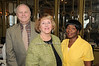 Jim Comley, Virginia Comley, Claudette<br /> photo by Rob Rich © 2009 robwayne1@aol.com 516-676-3939