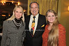 Sara Herbert Galloway, Stewart Lane, Bonnie Comley<br /> photo by Rob Rich © 2009 robwayne1@aol.com 516-676-3939