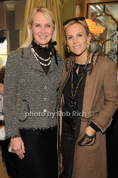 Sara Herbert Galloway, Tory Burch<br /> photo by Rob Rich © 2009 robwayne1@aol.com 516-676-3939