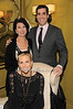 Pamela Fiore, Jim Gold, Tory Burch<br /> photo by Rob Rich © 2009 robwayne1@aol.com 516-676-3939