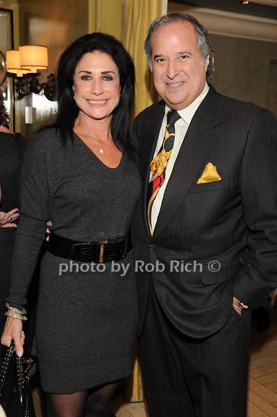 Donna Soloway, Stewart Lane<br /> photo by Rob Rich © 2009 robwayne1@aol.com 516-676-3939