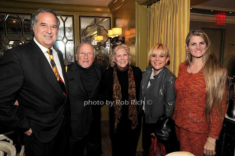 Stewart Lane, Stanley Herman, Diane Dowling, Wendy Federman, Bonnie Comley<br /> photo by Rob Rich © 2009 robwayne1@aol.com 516-676-3939