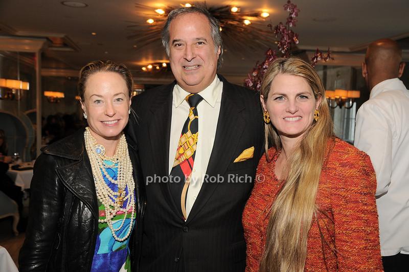 Robin Cofer, Stewart Lane, Bonnie Comley<br /> photo by Rob Rich © 2009 robwayne1@aol.com 516-676-3939