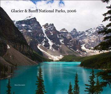 Glacer and Banff