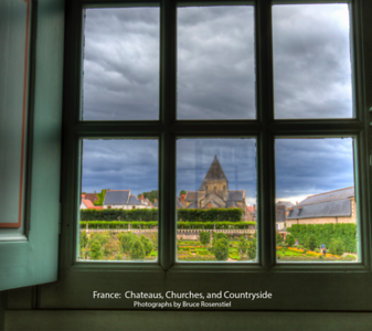 France Churches and Chateaus